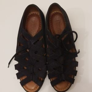 Beautifeel nubuck sandals